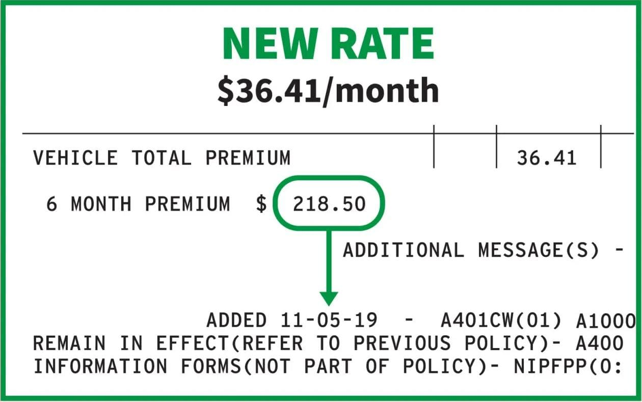 new rate 36.41$